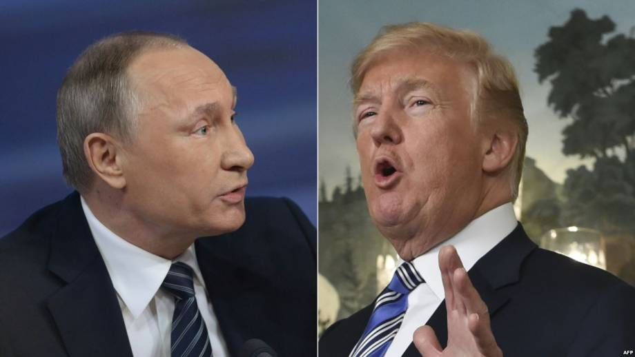 Трамп и Путин говорили о возможной встрече, в частности и в Белом доме, администрация президента США