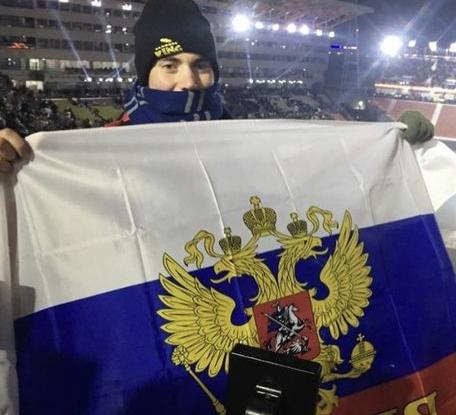 Сравните. Чемпионка Олимпийских игр 1994, Светлана Гладышева и актер