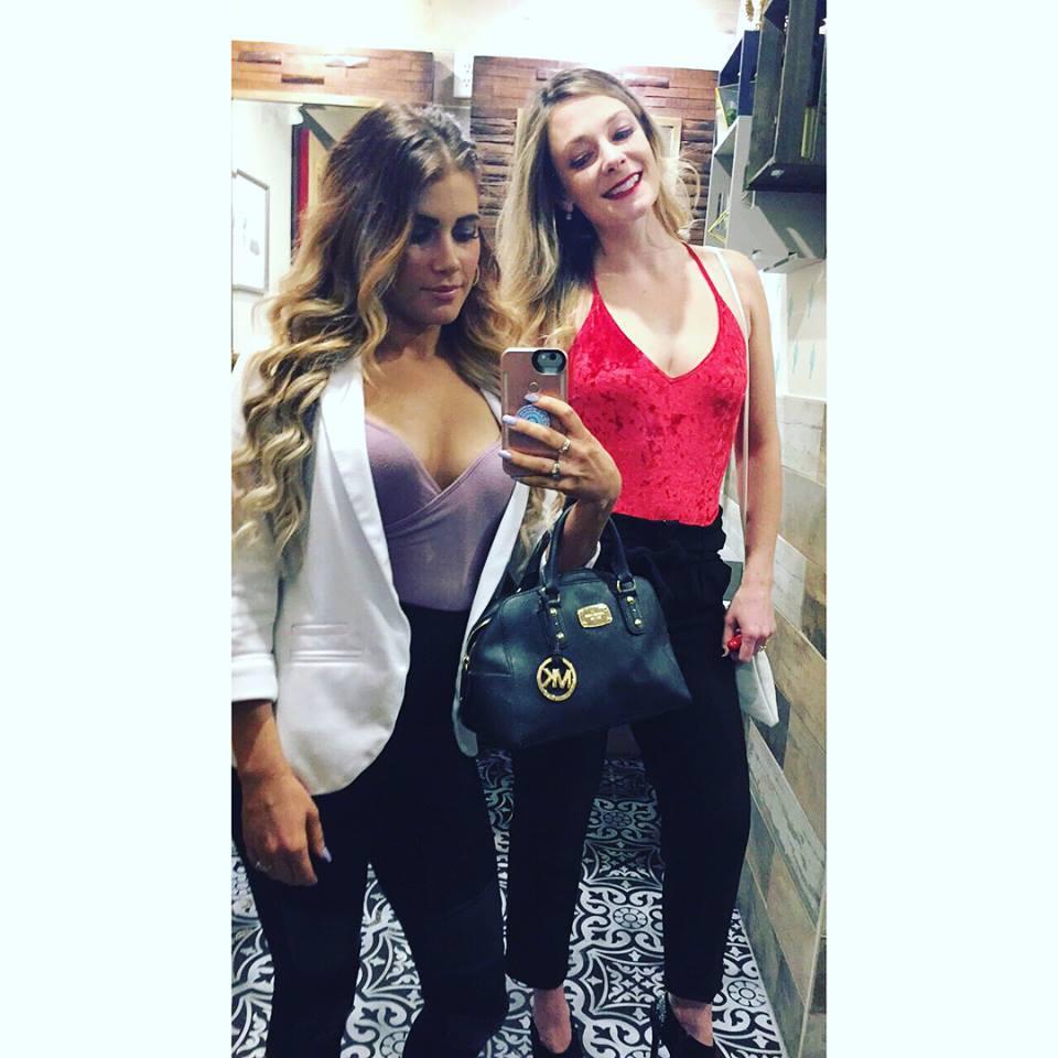 Девушки в одежде