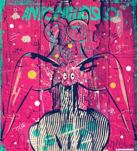Graphic Designer - Illustrator - Antoni Tudisco