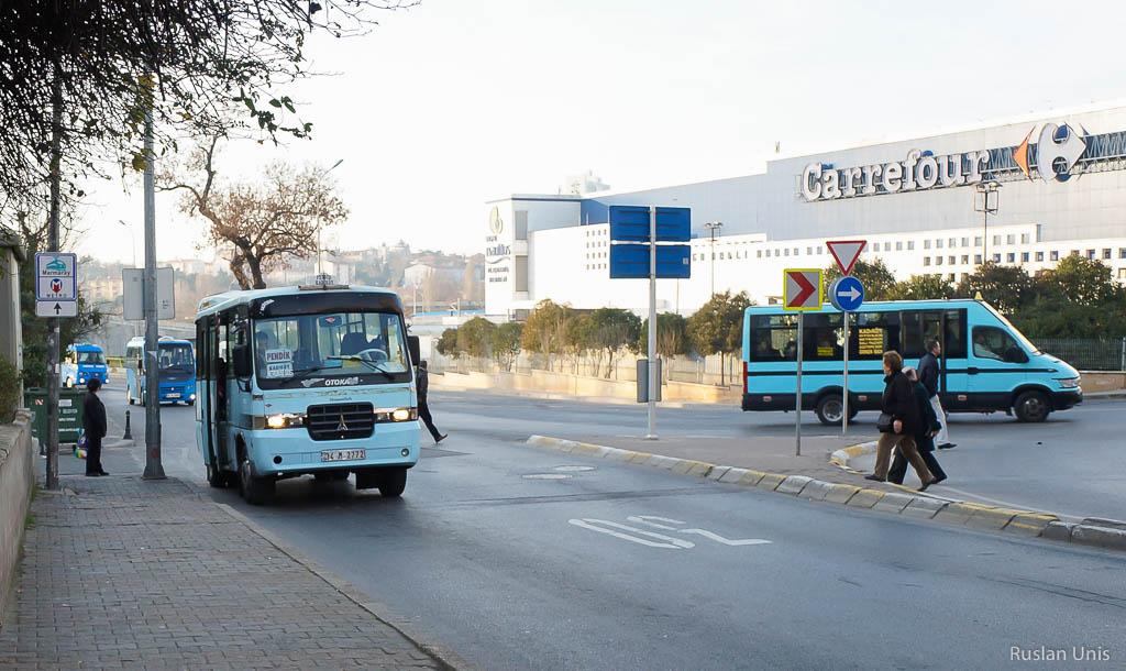 Стамбульский транспорт