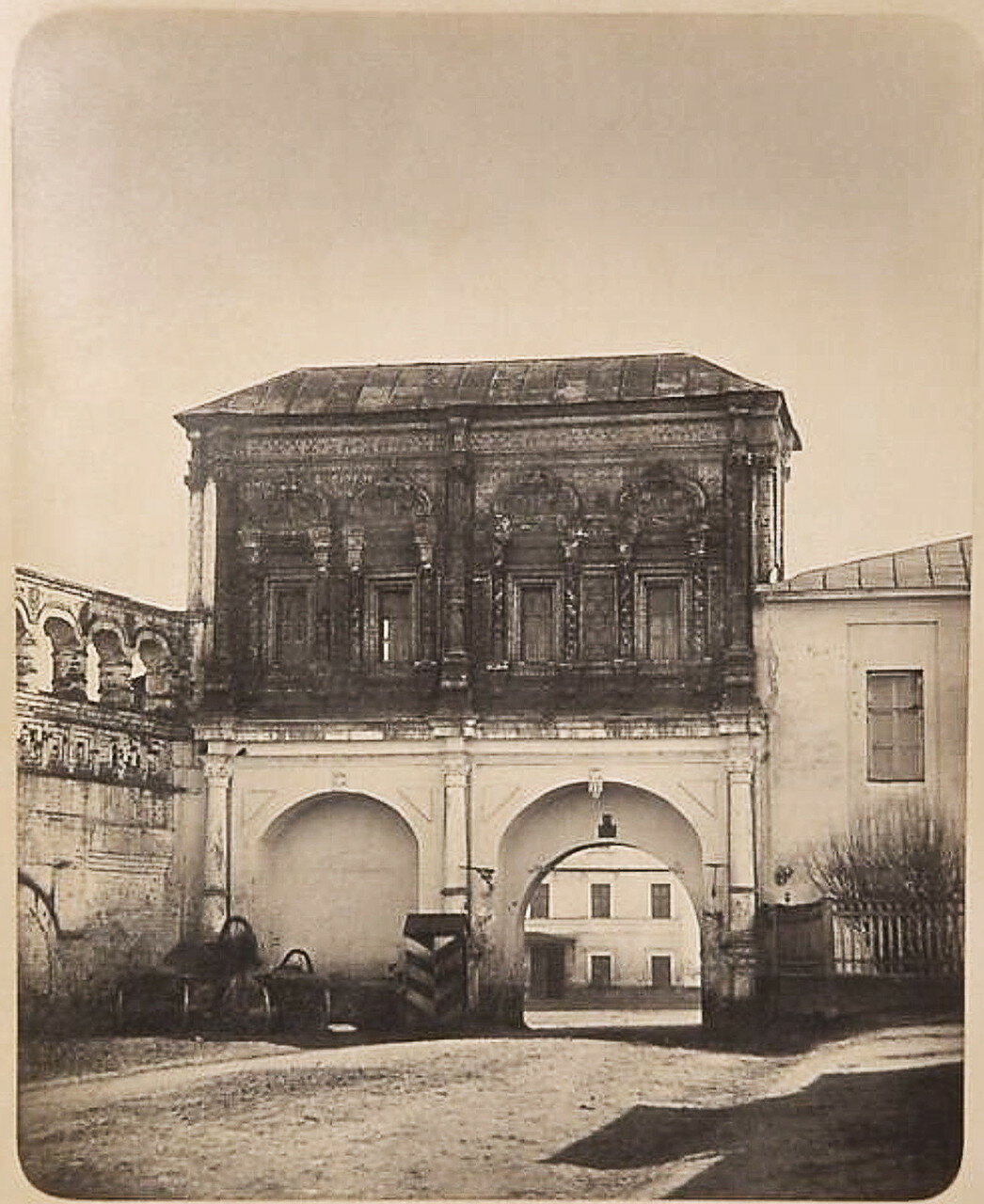 Крутицкий терем. 1860-е