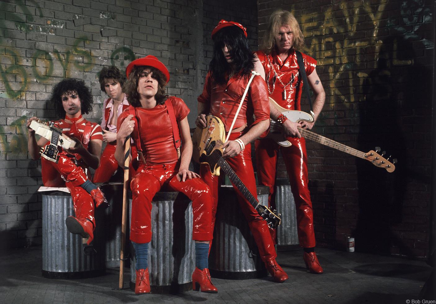 1975. «New York Dolls»