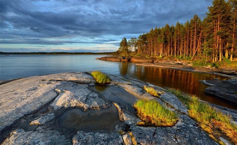 Одни из самых лучших мест для отдыха в России