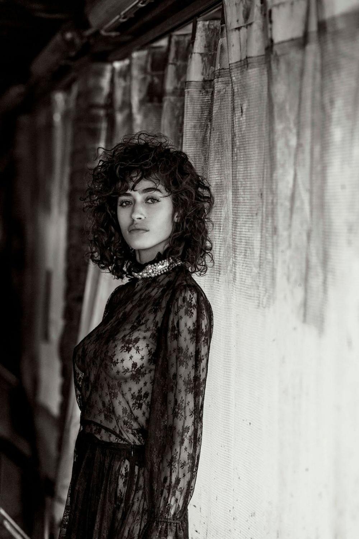 Аланна Аррингтон в журнале Maxim