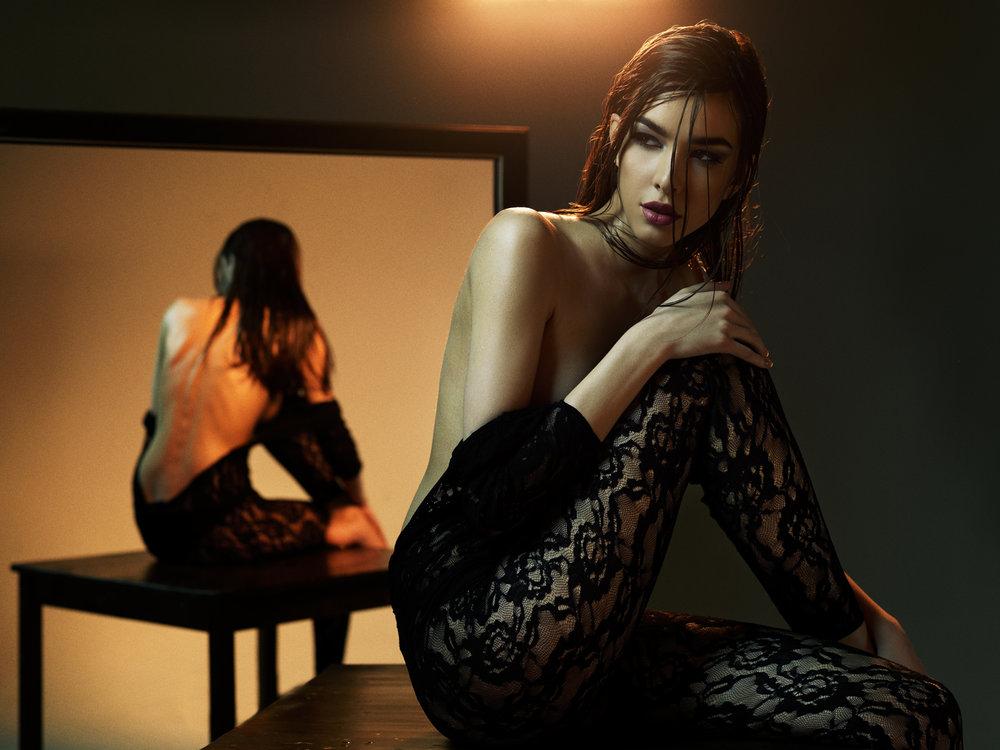 Красота и гламур на снимках Дмитрия Бочарова