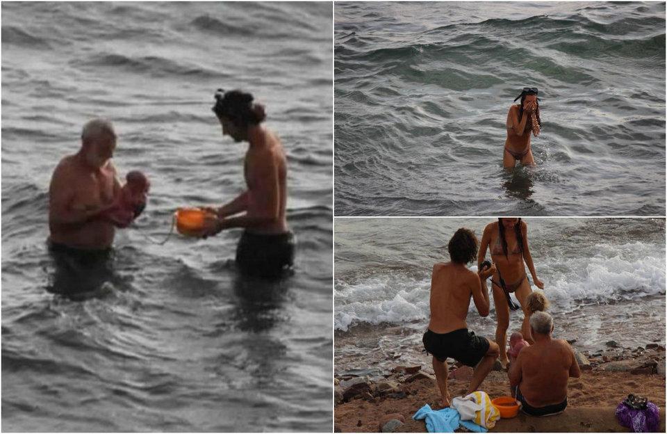 Российская туристка родила в Красном море