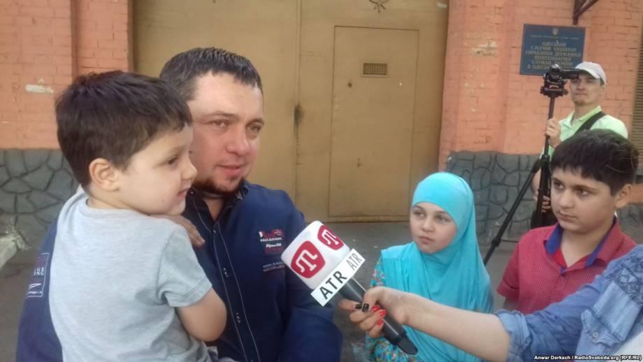 Бизнесмен из Татарстана заявляет, что Украина отказала ему в предоставлении убежища