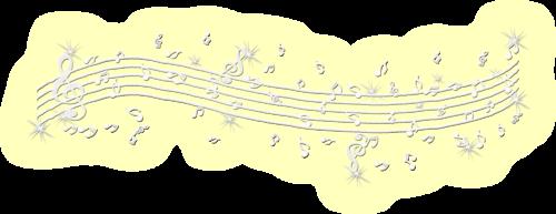 музыкальный декор