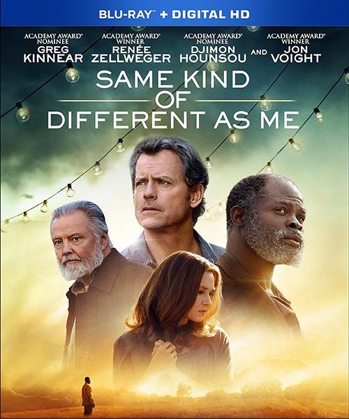 Такой же другой, как и я / Same Kind of Different as Me (2017/HDRip)