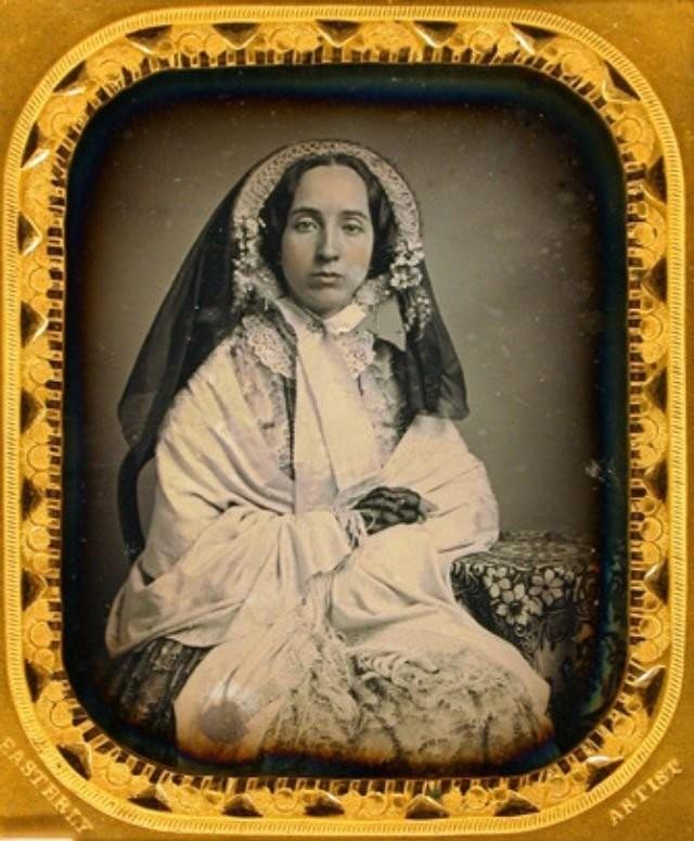 0 1844f1 769d177f orig - Свадебные фотографии позапрошлого века