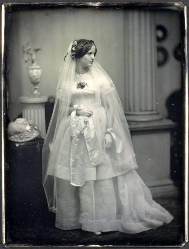 0 1844f7 57158acf orig - Свадебные фотографии позапрошлого века