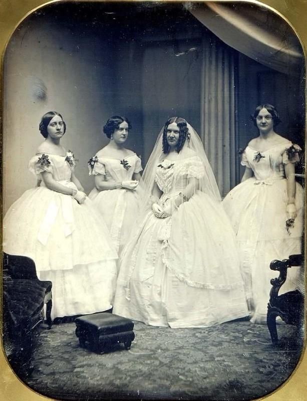 0 1844fd e695f5d6 orig - Свадебные фотографии позапрошлого века