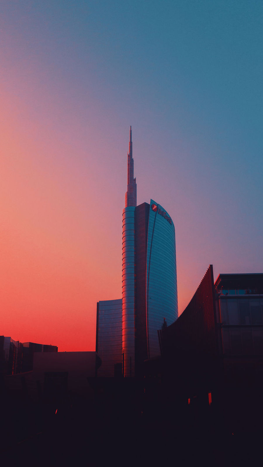 Colorful Pictures Of Milan