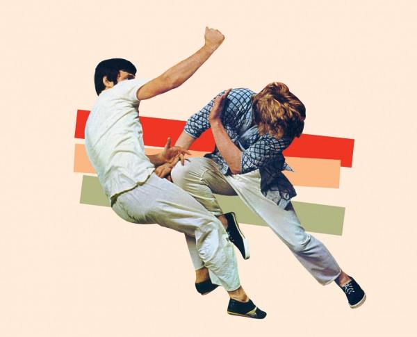 Arian Behzadi - Collage Illustrations