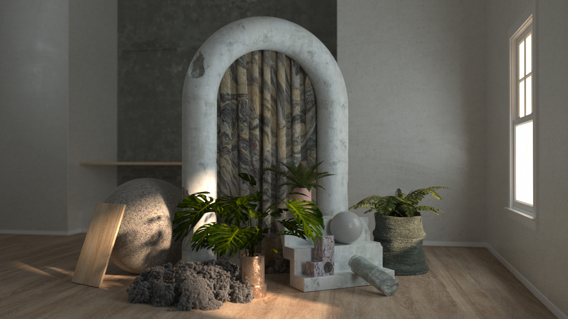 Stunning Digital Interior Design