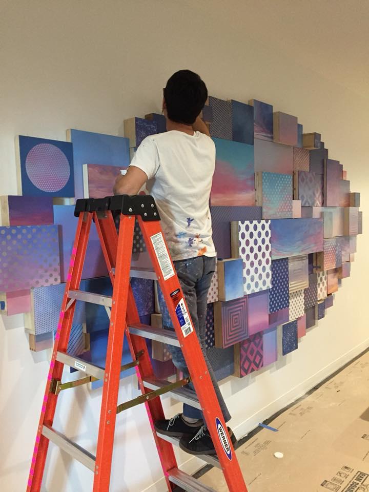 Yoskay Yamamoto \/\/ Facebook Artist In Residence Program