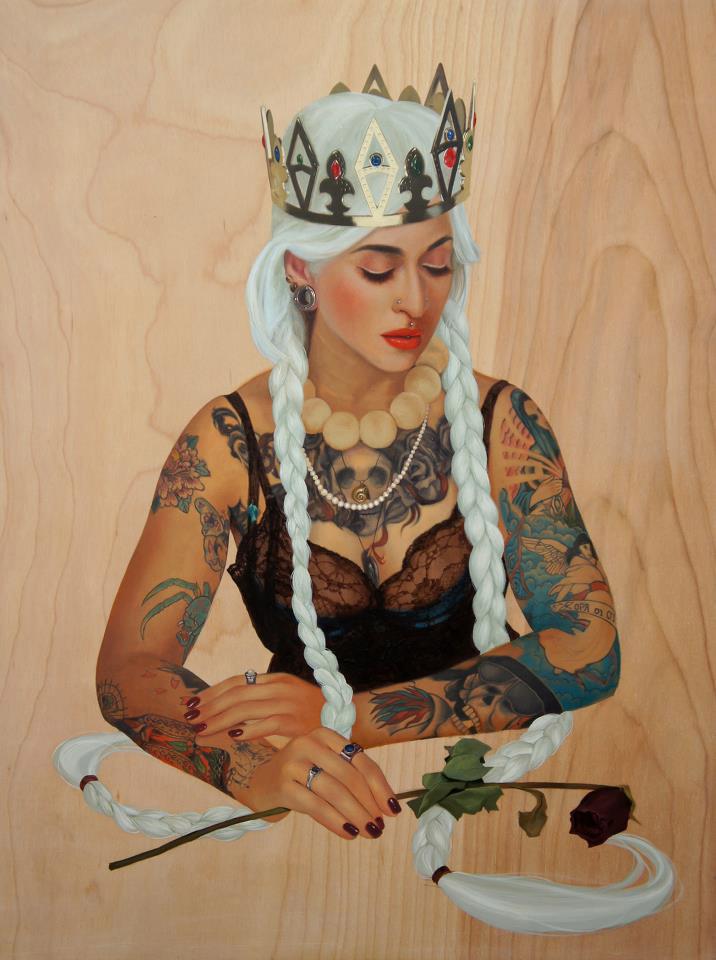 Stunning Portraits - Soey Milk