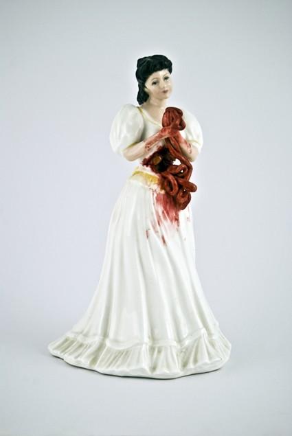 Gore-celain Beauty - Jessica Harrison