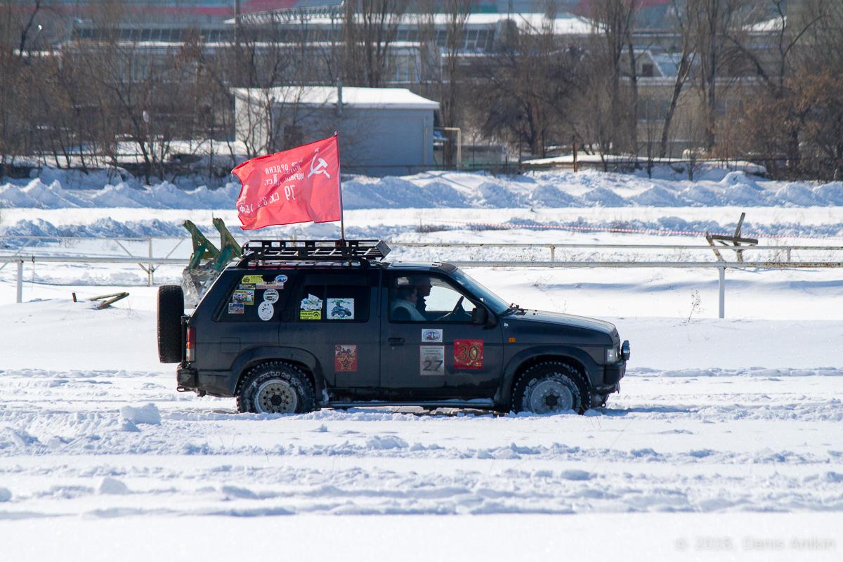 100-летие РККА на ипподроме фото 18