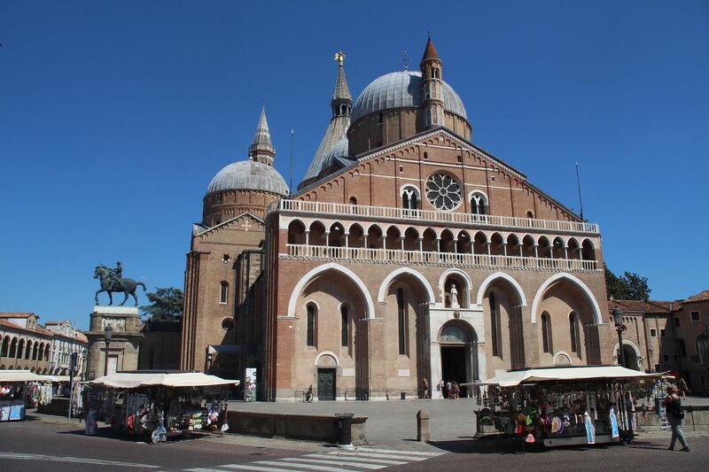 Падуя. Базилика Святого Антония.