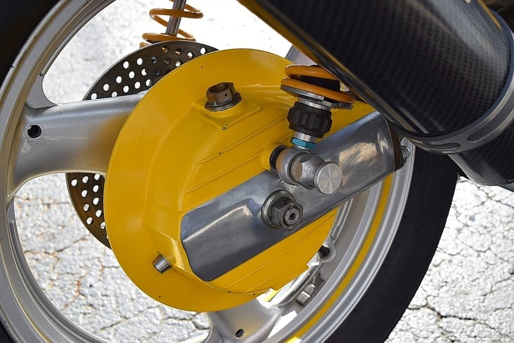 Кастом Moto Guzzi CX100 Endurance