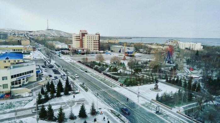 Зимний Кокшетау, 2017, Фото- Игорь Кузьмин.jpg