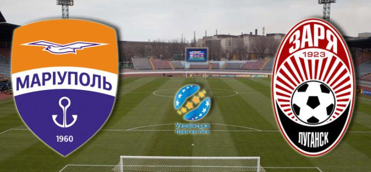 Мариуполь - Заря (11.03.2018) | Украинская Премьер Лига 2017/18