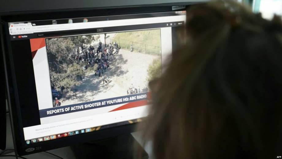 Полиция установила личность женщины, которая стреляла в штаб-квартире YouTube