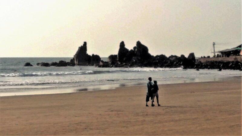 Пляж Арамболь.
