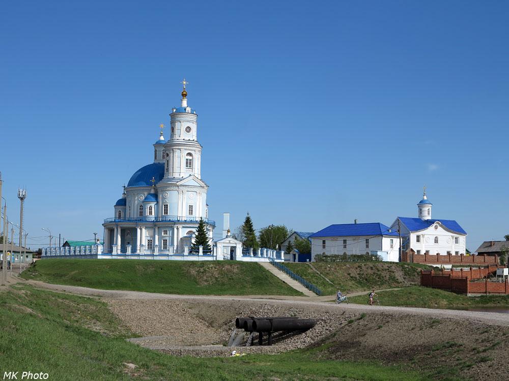 Церковь в Тельме