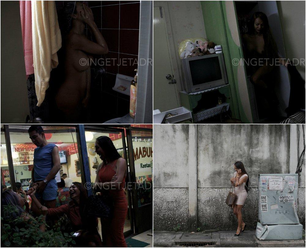 Один день проститутки-транссексуала Фионы