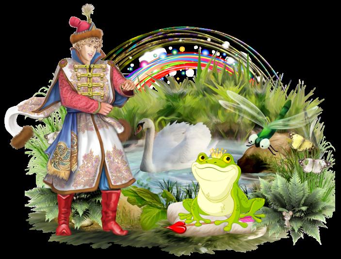 Картинки на царевну лягушку
