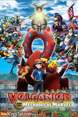 Pokémon – Der Film: Volcanion und das mechanische Wunderwerk (2016)