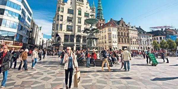 Украинка баллотируется в депутаты Копенгагена