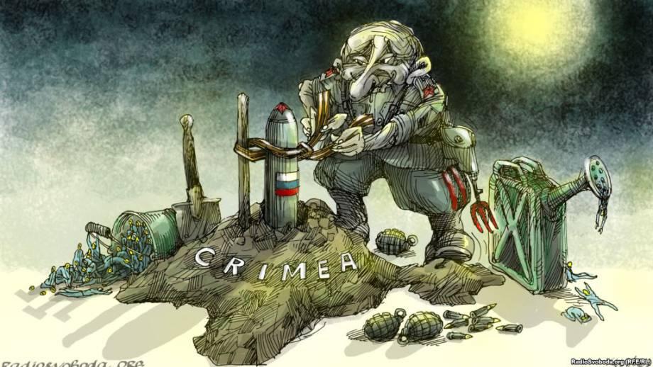 Оккупированный Крым станет ядерным курортом? (Обзор прессы)
