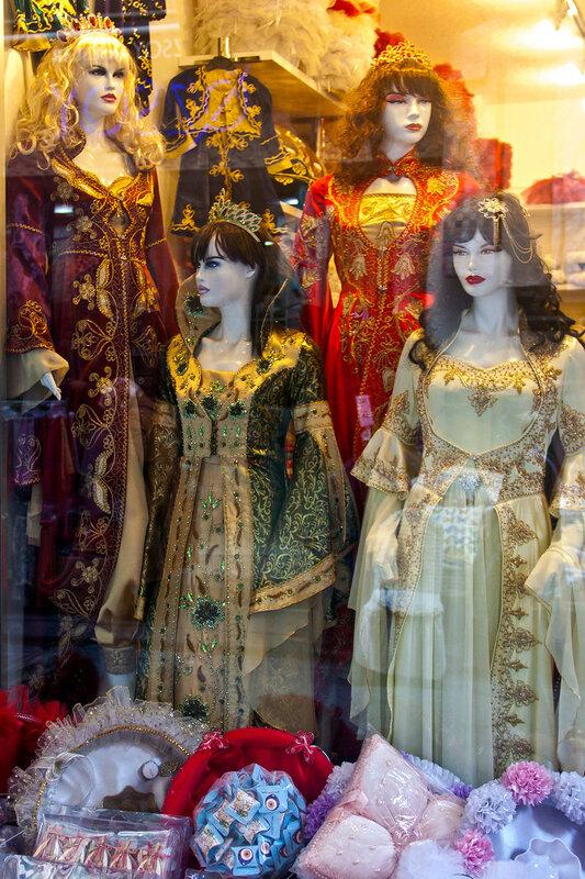 платья из Турции