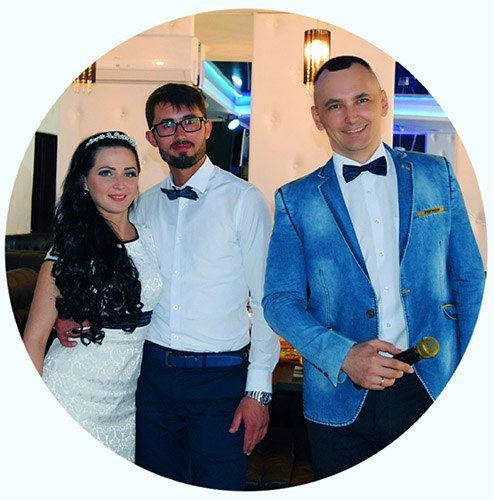 Ведущий на свадьбу,тамада в Волгограде - Павел Июльский. Проведение свадебного торжества Ясина и Вероники