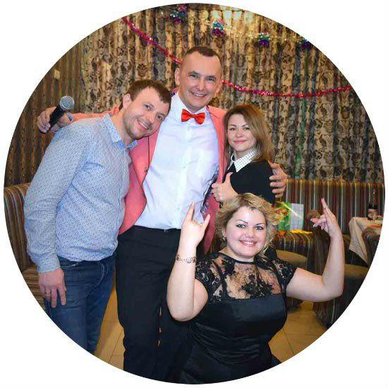 Ведущий тамада на свадьбу, тамада на юбилей Волгоград, Павел Июльский. Тел: +79377272575