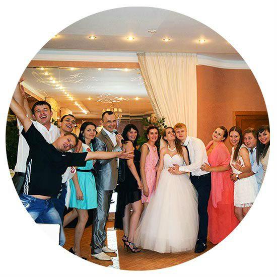 Ведущий тамада на юбилей, ведущий на свадьбу Волгоград Павел Июльский.