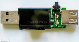 Обзор USB-тестера из Китая (Aliexpress)