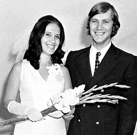 22. Нинель Дризина и Иосиф Кобзон (певец), 1971 год
