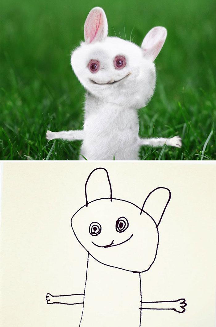 Кот или кролик?