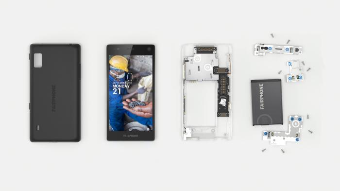 Модульный смартфон Fairphone 2. Смартфон Fairphone 2 стал широко известен благодаря тому, что пока P