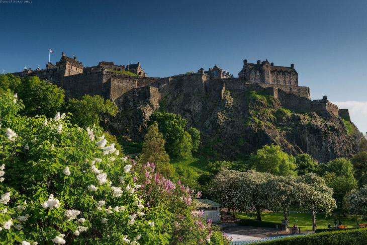 Путешествие по Шотландии (27 фото)