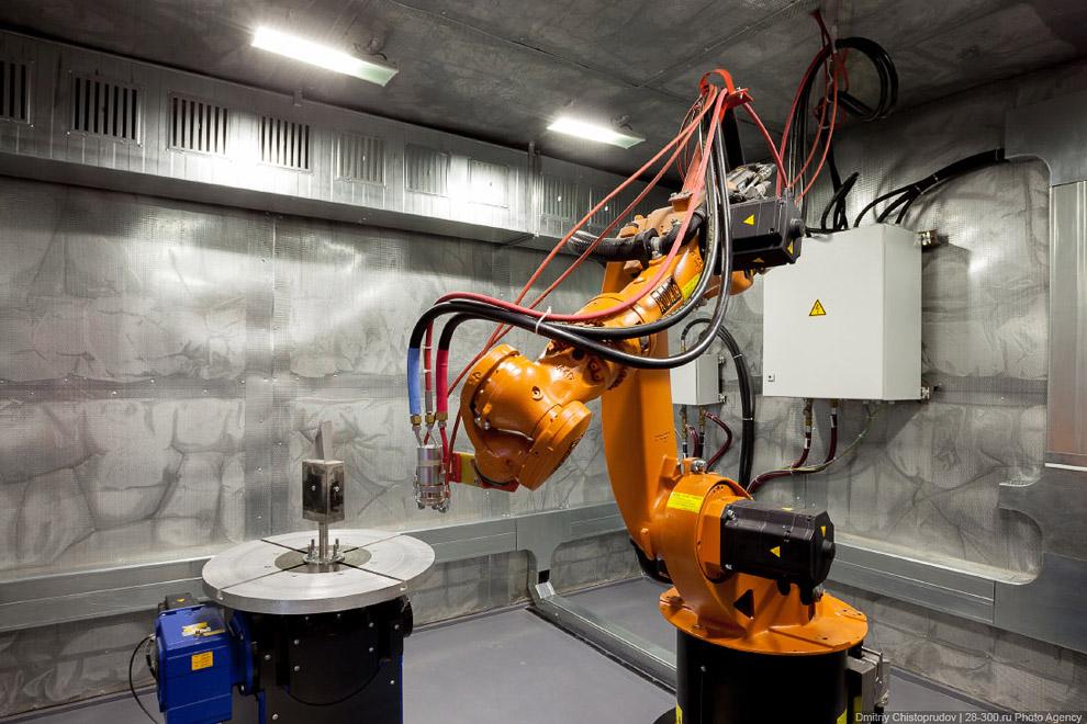 Применение лазера позволяет проводить процесс восстановления поверхностей дозированно с минимал