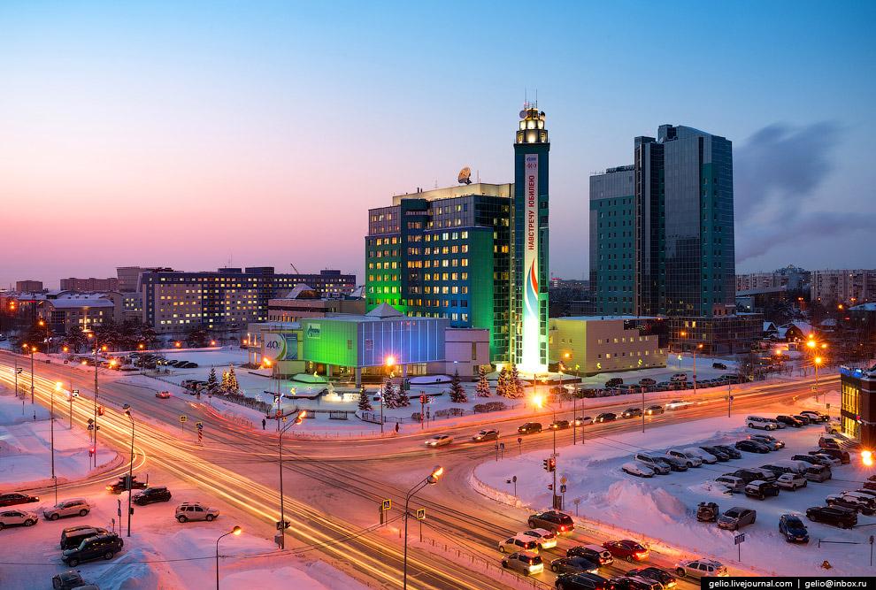 15. «Газпром трансгаз Сургут» — одно из крупных газотранспортных предприятий Западной Сибири.