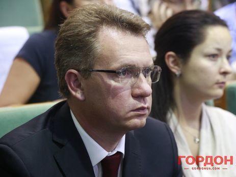 Охендовский отказался свидетельствовать впроцессе допроса вНАБУ