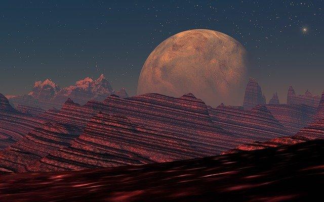 Огромные камни наМарсе передвигают «пыльные дьяволы»— NASA делится видео
