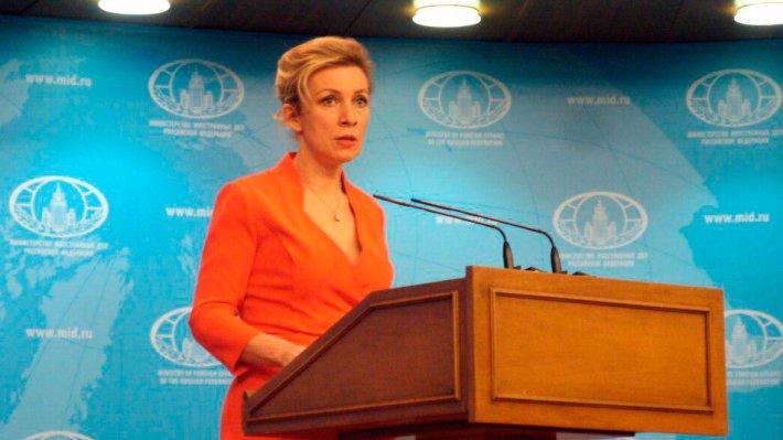 Засанкции МИДРФ обвинило Киев вцензуре, аЗапад— вмолчании